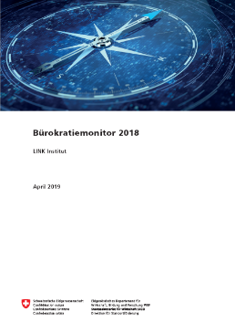 Red Tape Monitor 2018 (in German)