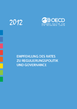 Seiten aus Recommendation on Regulatory Policy and Governance_DE